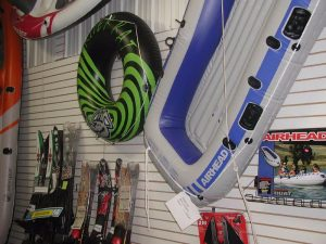 water skis inner tubes and rafts for sale