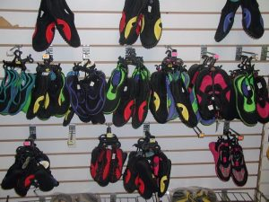 water shoes for sale at butte general store