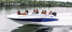 Tahoe 2150 bowrider